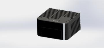 一径科技发布超高分辨率MEMS固态激光雷达