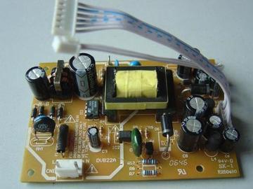 实例电路图分析:串联式开关电源输出电压滤波电路