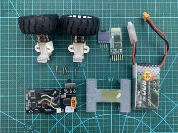 《来实战》第7期:基于STM32来DIY一款炫酷的mini平衡车(更新中)