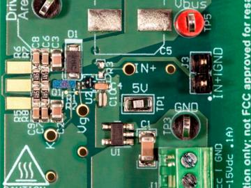 基于LMG1020 GaN FET的激光雷达纳秒级激光驱动器电路设计
