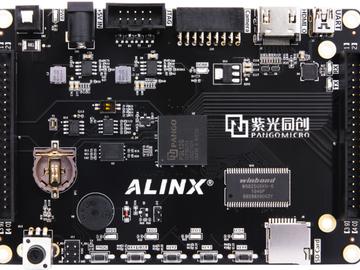 紫光同创联合ALINX发布国产入门级FPGA开发套件