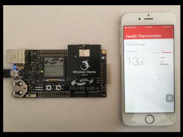 Silicon Labs BGM220 蓝牙模块无线入门套件,加速蓝牙产品落地上市的神器