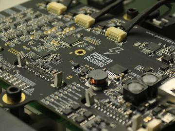 Axiom:100+kW 电机控制器诞生记