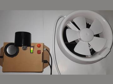 灵敏度可调的气体泄漏监测装置,密闭空间的漏气监测和通风系统