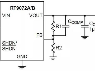 80V 线性稳压器 RT9072 的防反特性很有用,需要者请自取
