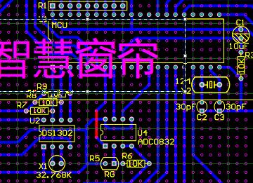 本科毕业设计智慧窗帘电路设计方案(原理图+源码)