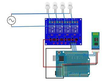 基于Arduino 实现的家庭自动化