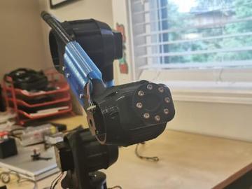 阿曼达一世——4自由度机械臂的设计