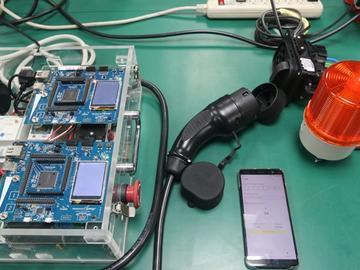 基于 Renesas Synergy S5D9 的 OCPP 交流充电桩方案