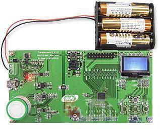 ADI便携式一氧化碳检测设计方案