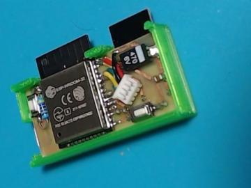 基于ESP32的小型 NRF24L01WiFi网关