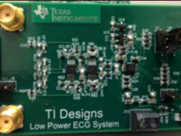 基于OPA2333的ECG数据采集模块电路设计