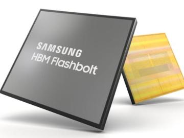 三星电子推出业界首款符合HBM2E规范的内存——Flashbolt HBM DRAM