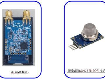 基于Semtech LoRa SX1276室内气体侦测方案