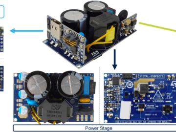 快充开发利器——STEVAL-USBPD27S评测