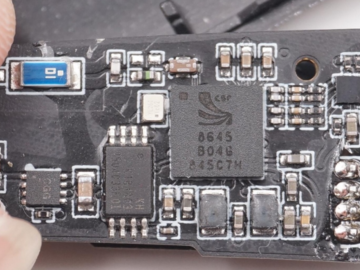 高通CSR8645+艾迈斯AS3415+德州仪器TPA6141A2,现象级蓝牙降噪耳机拆解
