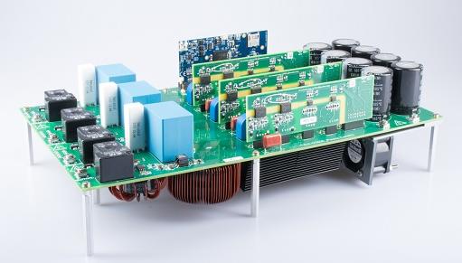 太阳能串式逆变器的 10kW 三相 3 级并网逆变器参考设计