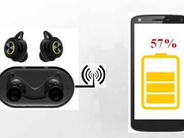 基于Qualcomm CSR1020及Richtek RT9428之Smart TWS BLE蓝牙耳机充电盒方案