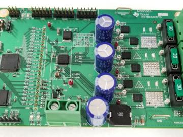 基于DRV8343H-Q1的汽车类三相电机智能栅极驱动器模块电路设计