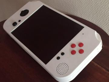 基于樹莓派3A+ DIY一個帶有7.9英寸顯示屏的便攜式復古游戲機