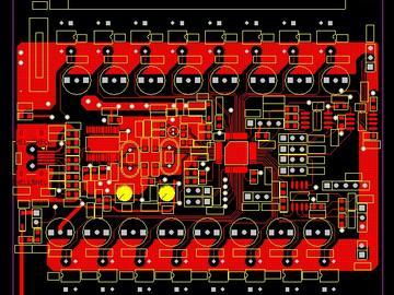 基于STM32的开关量通讯板方案设计(含原理图+PCB+3D模型)
