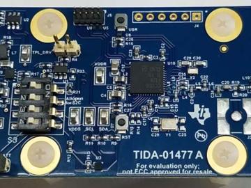 基于CC1310无线的温湿度传感器节点电路设计