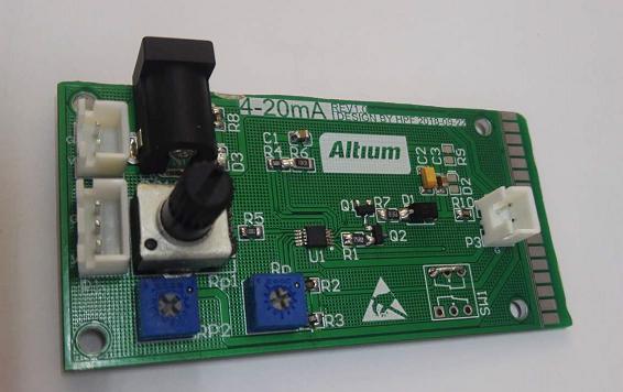 4-20mA信號發生器