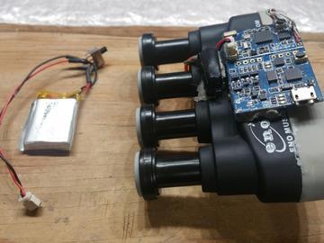 符合人体工学的手持鼠标/键盘替代品——AlterErgo