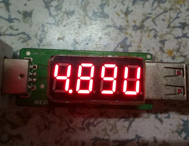 即插即用 USB 电压表/电流表检测仪DIY制作