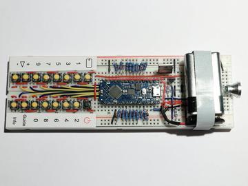 自制超低功耗的红外遥控器