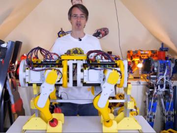 机器狗 V2第5部分-硬件功能测试