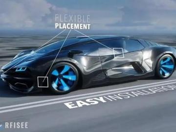 RFISee推出专利4D成像雷达,能够检测500米以内的汽车和200米以内的行人
