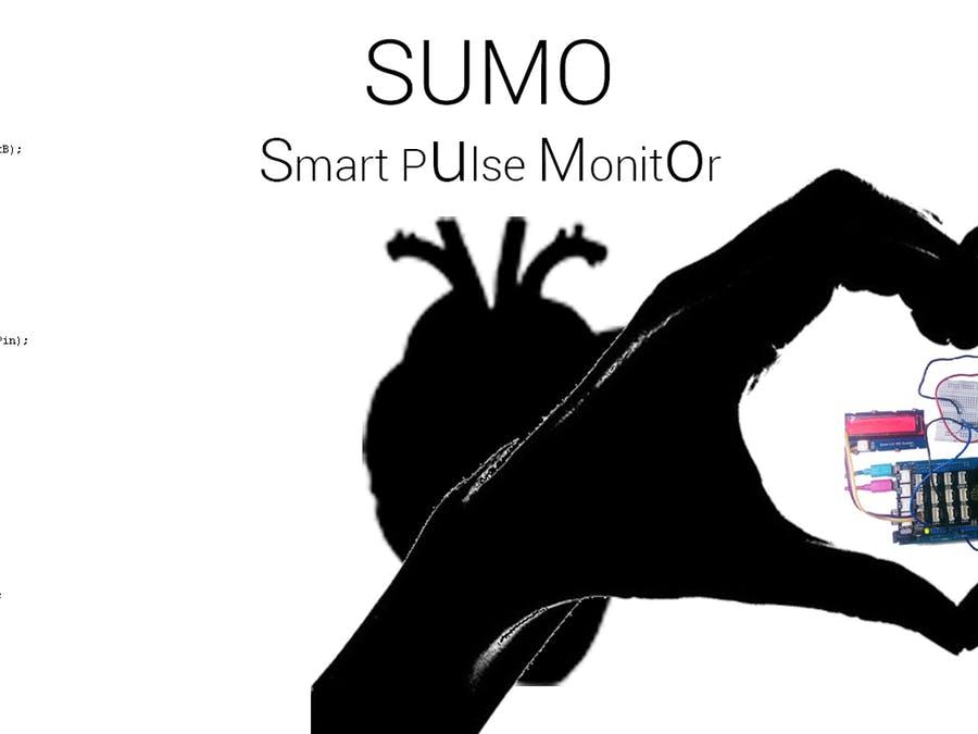SUMO:低成本智能脈搏監測儀
