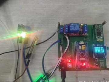 【北极星】基于STM32单片机的智能花盆设计