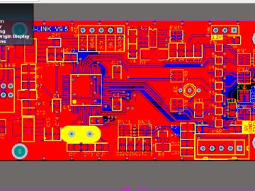JlinkV9.5.1电路方案设计(原理图+PCB)