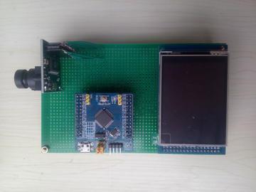 基于STM32的车牌识别系统电路设计方案(仿真工程文件+程序)