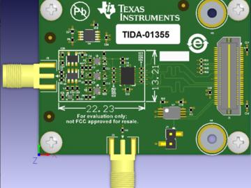 基于ADS7056 SAR ADC的热成像应用的模拟前端电路设计