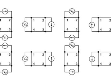 如何是用范德堡法測量電阻率?