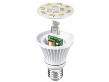 基于MGM210L和BGM210L模塊的無線智能LED電路方案設計
