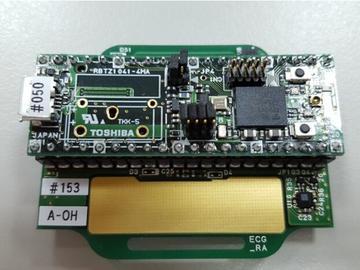基于Toshiba TZ1041 的高整合度智能手环方案