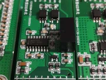 隔离串口模块系列之隔离rs232单元电路方案设计(pcb+原理图)