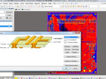 STM32单片机 STM32F103RCT6 MCU开发板 AD设计硬件原理图+PCB文件