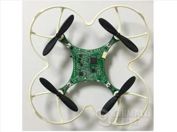 8个精品方案手把手教你DIY风靡一时的四轴无人机