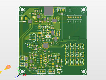 基于STM32F103C8T6的音频显示 音频FFT