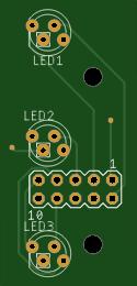基于Arduino Nano的物联网智能桌面距离和 KPI 表