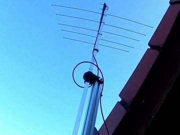 基于 Arduino Nano R3 的UHF 天线旋转器