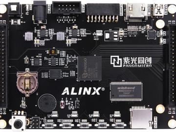 黑金&紫光,共筑国产FPGA梦——PGL12G 开发板评测(软件篇)