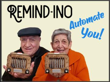 专为老年人设计的基于Arduino Nano专用老式提醒闹钟