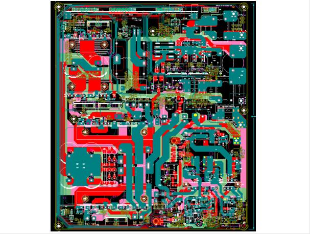 6KW UPS 原理图+PCB(PADS格式)