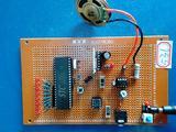 基于51单片机的蓝牙音箱设计-蓝牙音频-LM386-ad-(电路图+程序源码)
